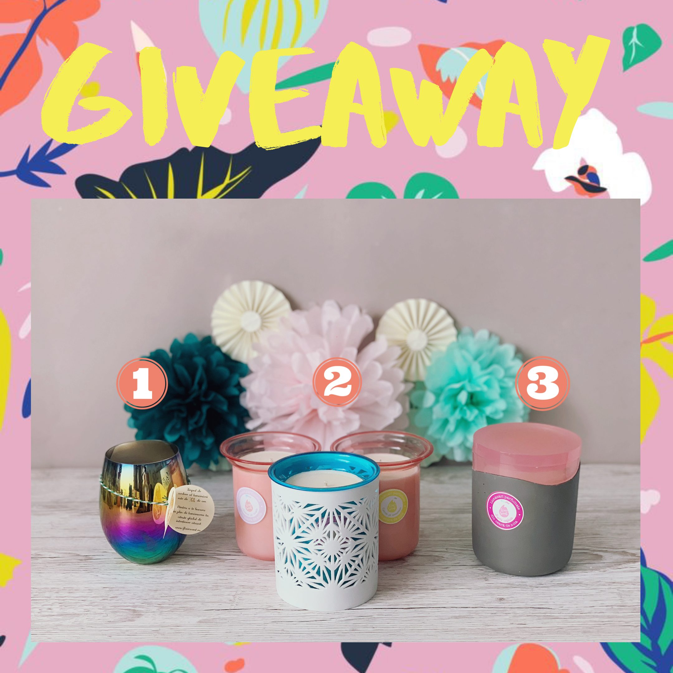 Giveaway creativ